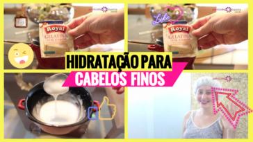 Hidratac  A  O PARA CABELOS FINOS 364x205 - Hidratação Para Cabelos Finos Para Engrossar Os Fios