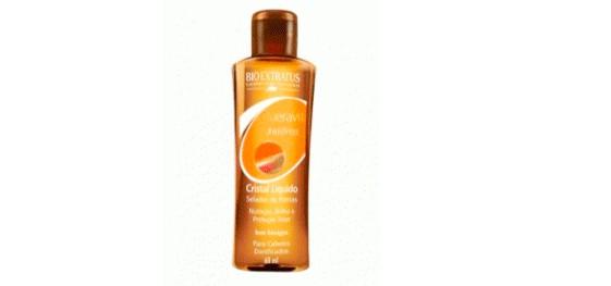 Bio Extratus - Queravit Cristal Líquido Antifrizz