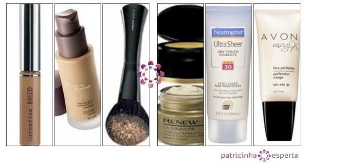 maquiagem 40 anos - Maquiagem depois dos 40