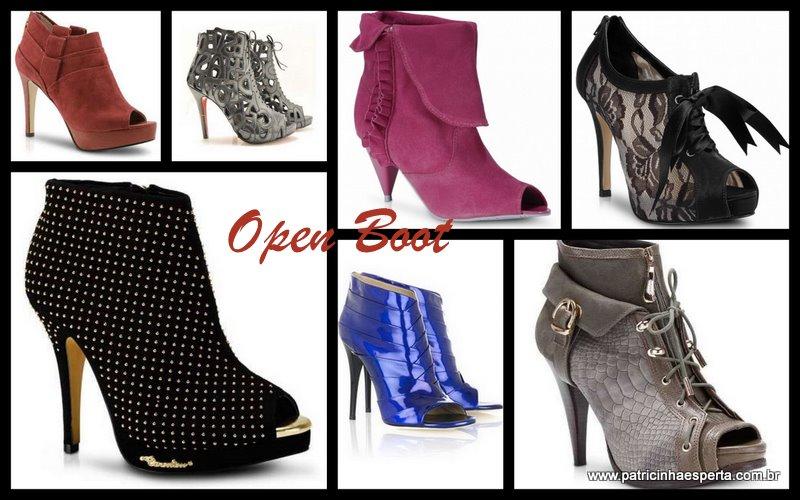 Blog 231 1 - Como usar Ankle Boot, Summer Boot e Open Boot