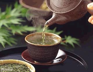 cha verde31 - Chá + Inverno = Combinação Perfeita