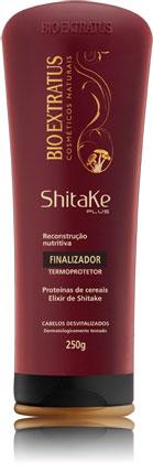 finalizador termo shitake 250g1 Testei   Finalizador Bio Extratus