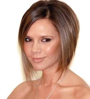 Victoria Beckham O corte chanel das Famosas