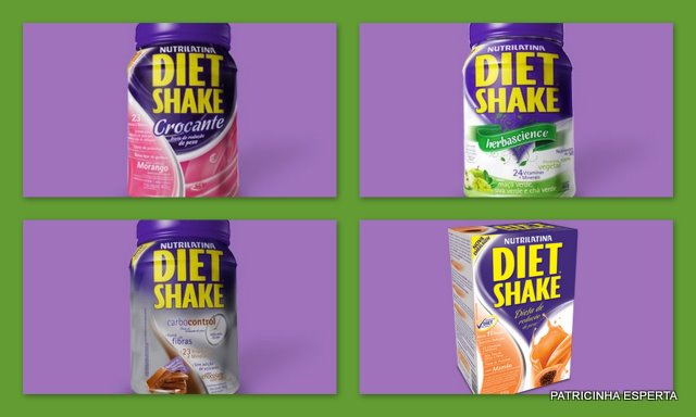 Blog109 Desafio Diet Shake
