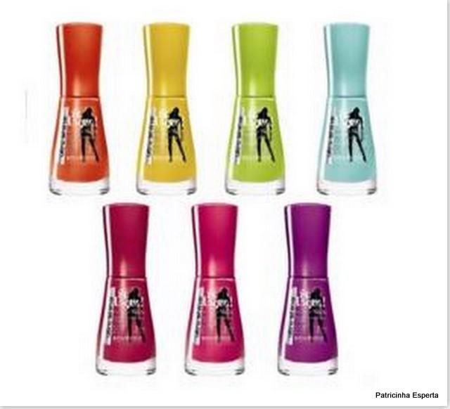 Atualizados recentemente102 Esmalte Ultra Shine   Inspirado na Semana de Moda de PARIS