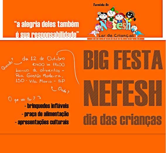 clip image002 CONVITE PARA EVENTO – DIA DAS CRIANÇAS