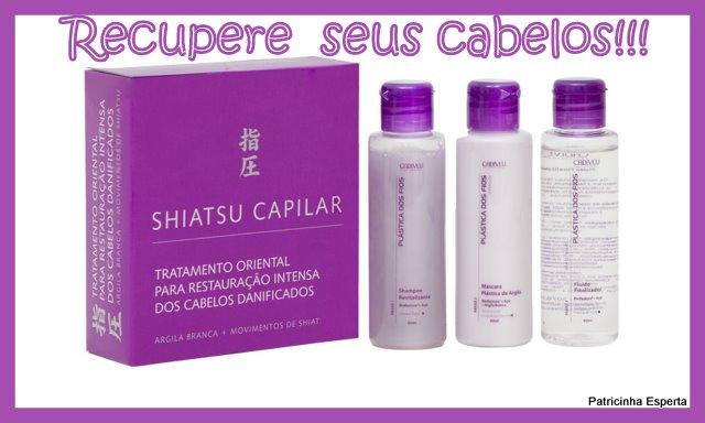 2011 11 042 Plástica De Argila Shiatsu Capilar Cadiveu   Boa e Barata!
