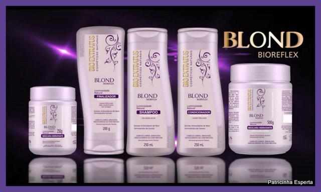 2011 12 125 Para as Loiras : Blond Bioreflex   Bio Extratus (Parte 2)