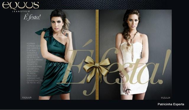Equus Festa - Look's para as Festas de Final de Ano