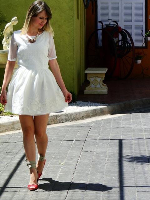 Vestido 07 - Adriana Antunes - Fique Linda para no Natal e Ano Novo...
