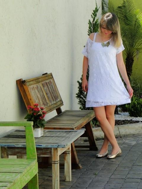 Vestido 25 - Adriana Antunes - Fique Linda para no Natal e Ano Novo...