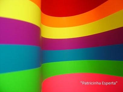 cores em ingles1 - Hora das cores