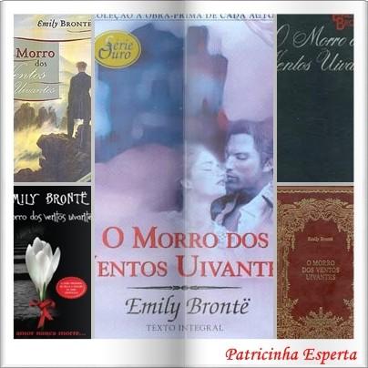 morrodosventosuivantes - Livro: Clássico - O morro dos ventos uivantes, Emily Brontë