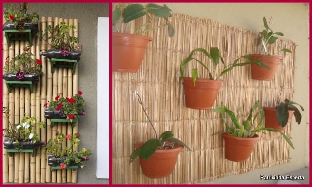 jardim vertical latas : jardim vertical latas:Jardim Vertical: Tenha o Seu! – Patricinha Esperta