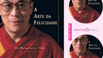 LIVRO  A Arte Da Felicidade 364x205 - LIVRO: A Arte Da Felicidade