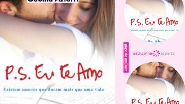 Livro PS Eu te amo Cecilia Ahern 364x205 - Livro - PS. Eu te amo, Cecilia Ahern