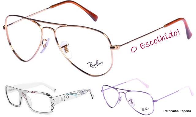 Patricinha Esperta2 Como Escolher  Óculos de Grau?