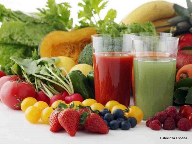 Plano de verao dieta detox desintoxicacao - Alimentação de Verão