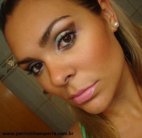 097ok - Tutorial - Maquiagem delicada para noites de verão