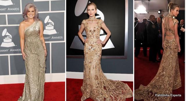 Patricinha Esperta22 1 - Looks do Grammy 2012