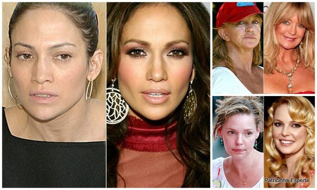 Resultado de imagem para o poder da maquiagem