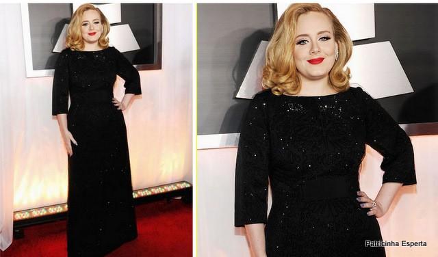 Patricinha Esperta26 1 - Looks do Grammy 2012