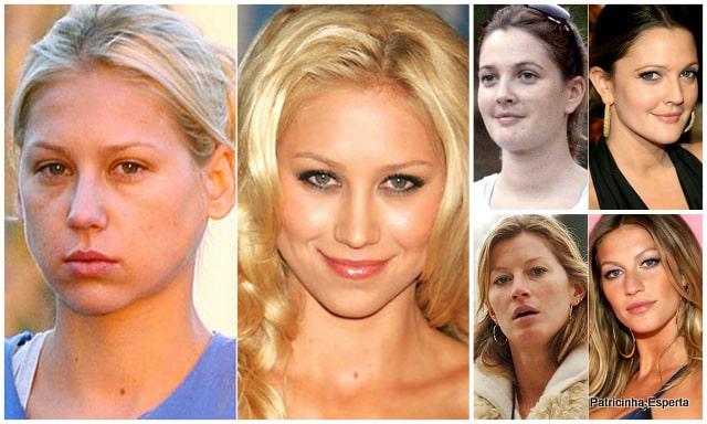 Patricinha Esperta26 - Celebridades: O Poder da Maquiagem