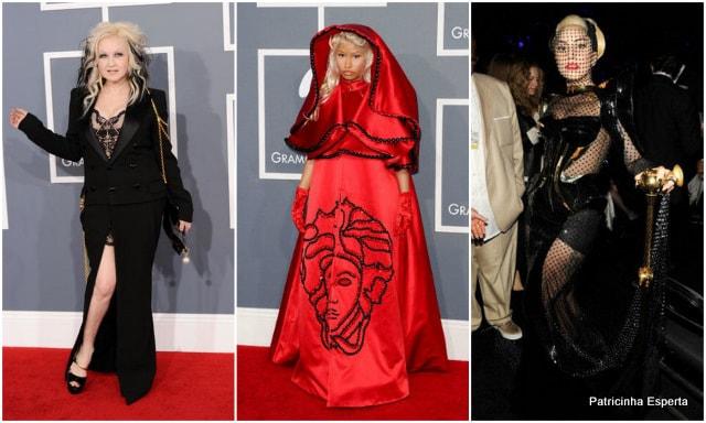 Patricinha Esperta27 - Looks do Grammy 2012