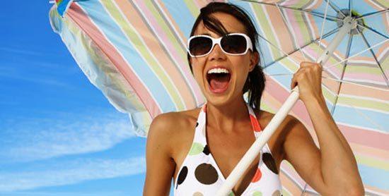 beleza pele verao - Como Apagar as Manchas de Verão?