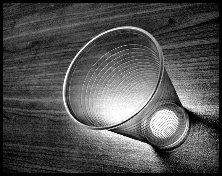 copo - Lidando com o vazio