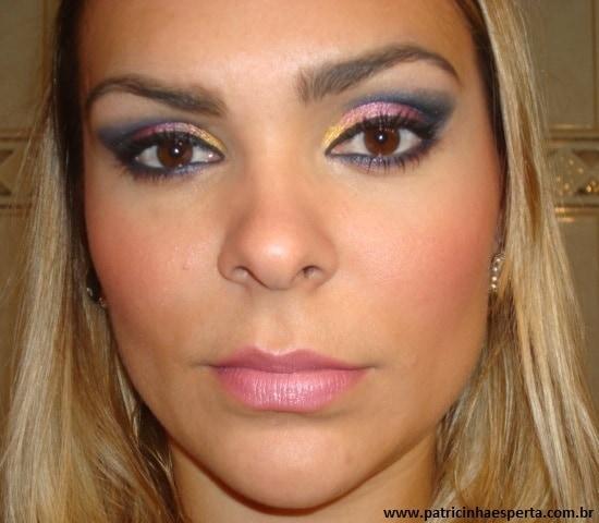 007post1 Tutorial   Maquiagem para Morenas e Negras (para a noite)