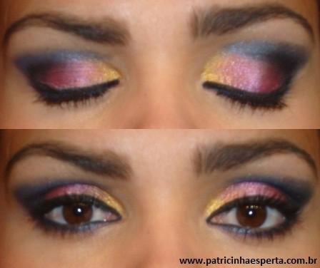 013.post  Tutorial   Maquiagem para Morenas e Negras (para a noite)