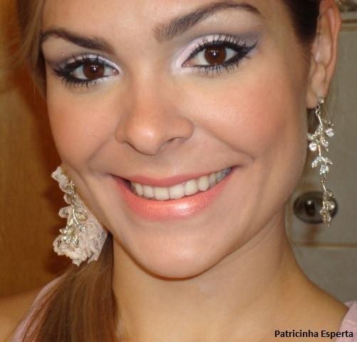 018post1 Maquiagem e Penteado para Madrinha de Casamento (festas)   Parte 01