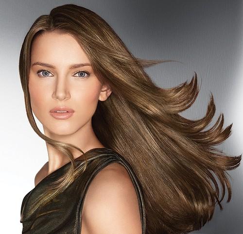 Long straight hair Escova Primer : Não Tem Formol, Alisa, Acelera o Crescimento e Recupera os Fios!