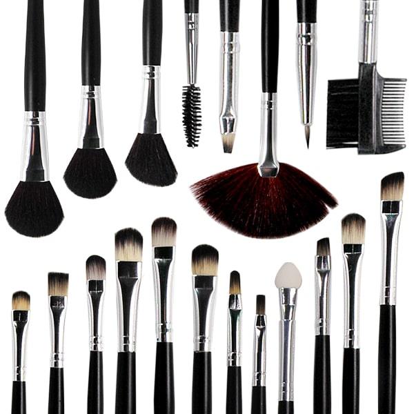 pinceis de maquiagem - Kit Básico de Pincéis : Qual Comprar?