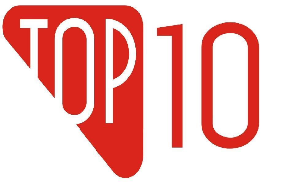 top 10 Top 10 Estrias!