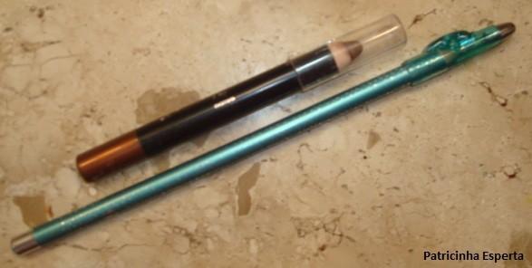 050post Maquiagem colorida para o dia   Testando lápis sombra Avon + lápis colorido Ruby Rose