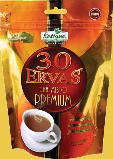 30Ervas Premium 120g Emagreça Com o Chá de 30 Ervas!