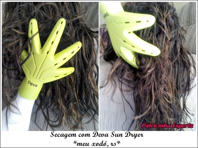 4 DEVA SUN Como Cachear Cabelos Alisados com Deva Curl – Cacheando a Mamãe