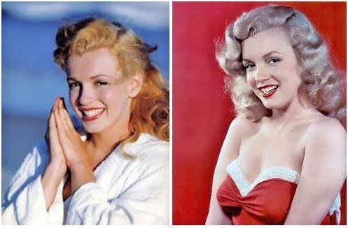 DOURADO E ACINZENTADO - Os Segredos do Cabelo Loiro de Marilyn Monroe
