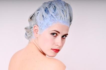 Descolorir-cabelos