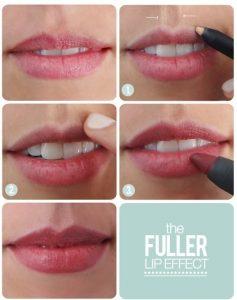 TBD Lip 237x300 - Truques para lábios!