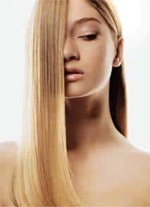 cabelo liso meio rosto Como cuidar de um cabelo liso, fino e ralo