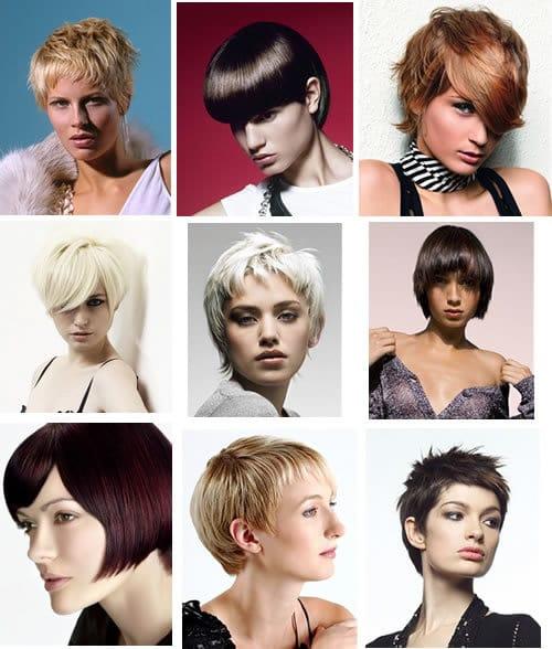 cabelos curtos Quanto Custa Mudar os Cabelos? – Colorações, Mega Hair, Corte Curto