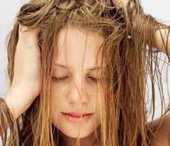 cabelos danificados Quando eu destrui o meu cabelo