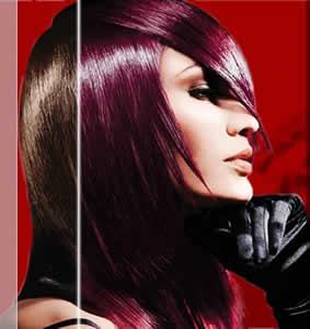 cor de cabelo 2 Quanto Custa Mudar os Cabelos? – Colorações, Mega Hair, Corte Curto