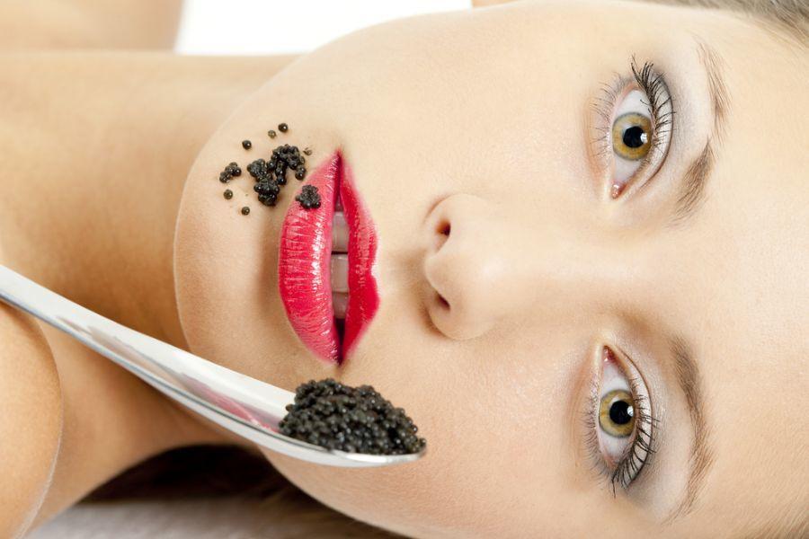 f 55412 - Qual A Função Do Caviar Nos Cosméticos?