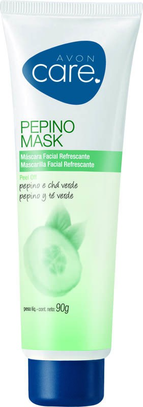 mascara de pepini - Máscara de pepino!