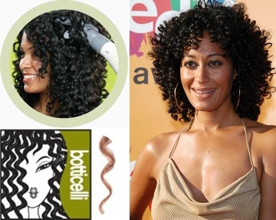 Cabelo Crespo tipo 3c Deva Curl