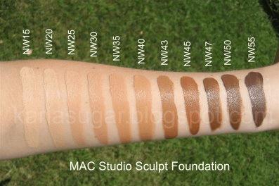 Como Maquiar Peles Negras – Exemplos de Bases MAC e Mary Kay
